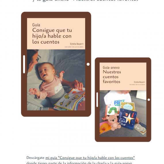06 Charla y libro de trabajo - Consigue que tu hijo hable con los cuentos